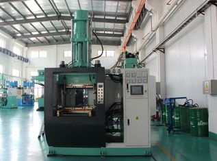 Pneumatic Silicone Injection Molding Machine 8000CC Injection Volume Full Automatic Control