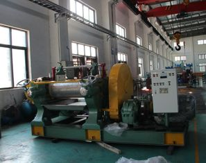 Large Capacity Rubber Mixing Machine Auto - Lubrication System  High Production Efficiency