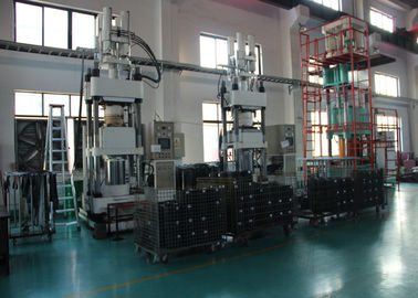Apartable Rubber Rubber Bladder Molding Machine Oil Hydraulic Press 1200 Ton Stable Performance