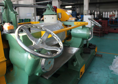 AC380V 30KW Rubber Mixing Mill Machine , High Output Rubber Compounding Equipment
