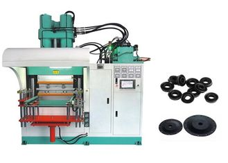 300 Ton Clamp Force Metal To Rubber Conbined Parts Injection Molding Machine