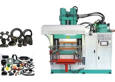 FIFO Hydraulic Press Vertical Rubber Injection Molding Machine For Rubber Dust Boot
