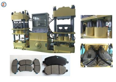 Double Work Station Moulding Press Machine For Making Disc Brake Pad