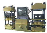 Auto Rubber Brake Pad Making Machine 200 Ton For Friction Material Molding