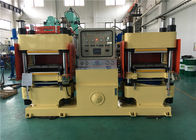 400 Ton Rubber Brake Pad Making Machine For Car Brake System Double Production Capacity