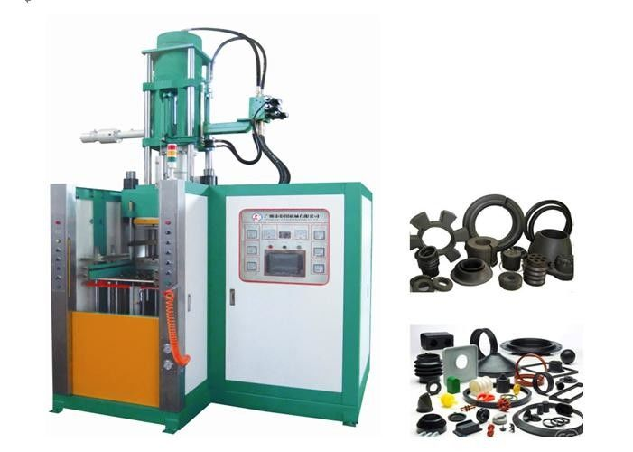 Easy Opertion Rubber Injection Moulding Machine High