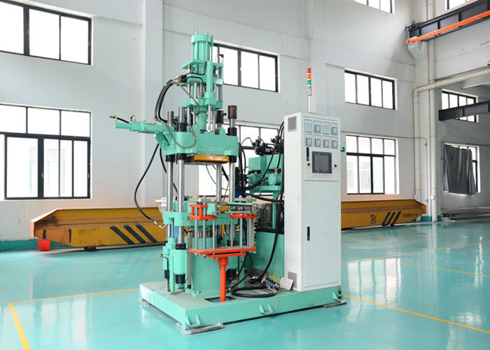 Vertical AO 3000CC Upper Injection Moulding Machine For