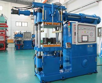 Rubber Seal Ring Hydraulic Rubber Moulding Machine 600 Ton Large Production Capacity