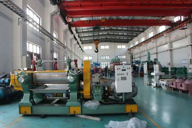 Silicone Injection Rubber Mixing Machine Low Maintenance 3800 * 1700 * 1700mm