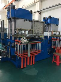 300 ton Dual Plateform Vacuum Compression Moulding Machine for Gasket