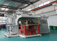 550 Ton Composite Insulator Making Machine With Horizontal Injection Press Moulding