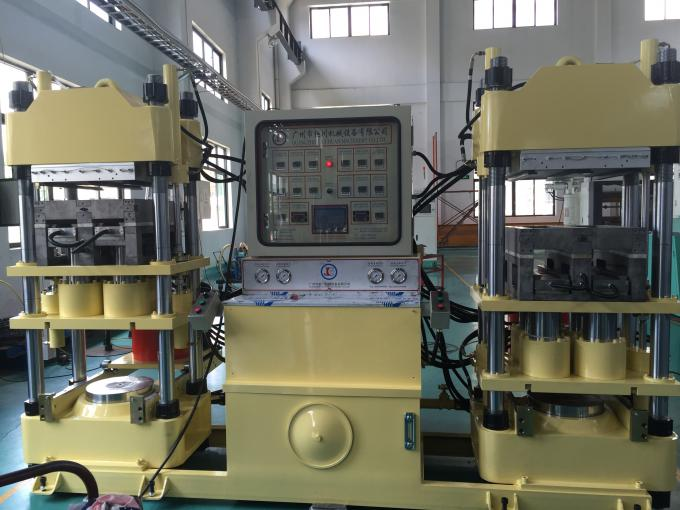 Auto Parts Rubber Brake Pad Making Machine Large Production Capacity Low Noise