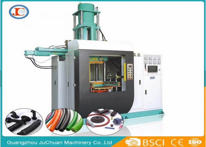 OEM Vertical 300 Ton Rubber Stopper Injection Machine Large Production